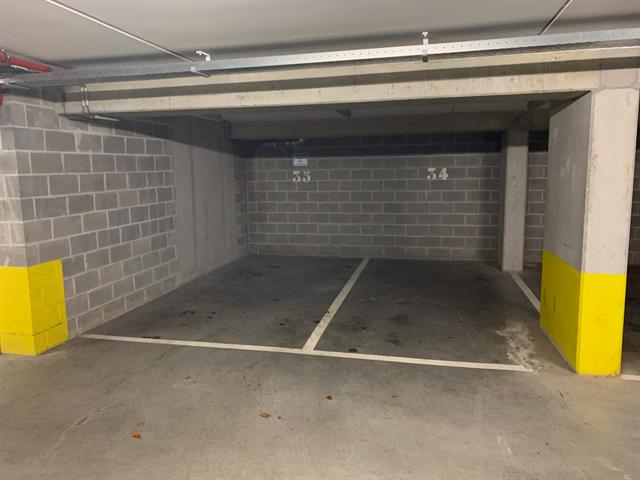 Inside parking - Uccle - #3968921-2